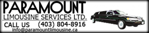 Paramount Limousine Service in Calgary